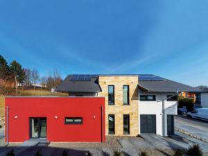 Musterhaus Estenfeld Okal_Fassade