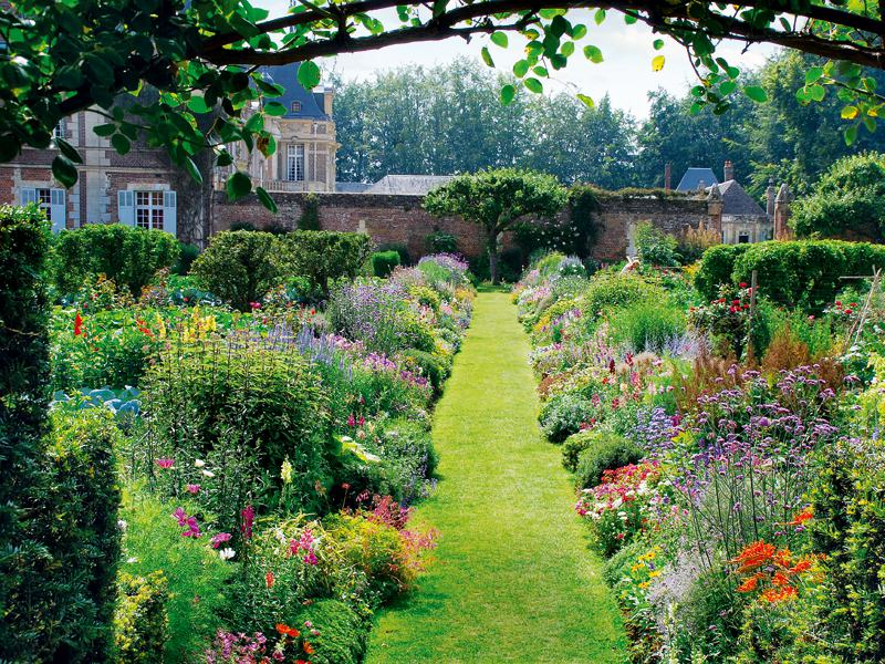 Romantischer Garten_DVA