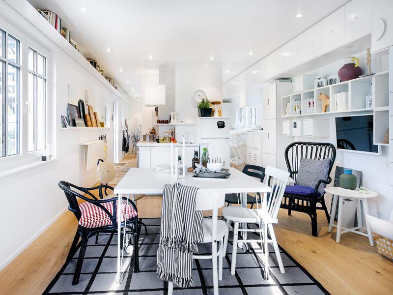 Entwurf Green Living Space von Schwörerhaus Mittelblock