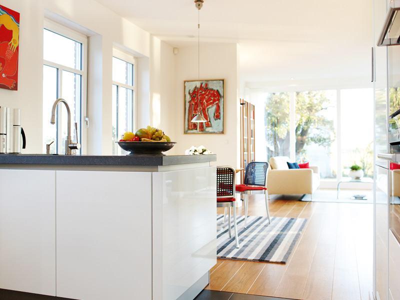 Entwurf Ijsselmeer von Gussek Haus Küche