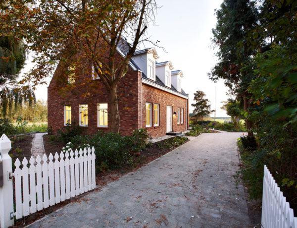 Entwurf Ijsselmeer von Gussek Haus Straßenansicht