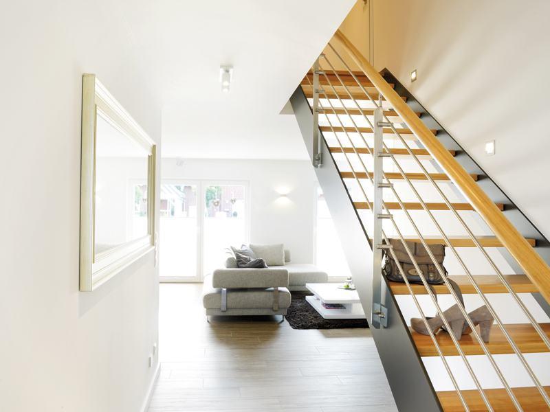 Entwurf Z 90.10. von Fingerhut Haus Treppe