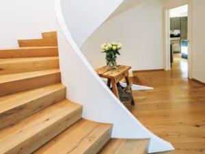 Entwurf Cipriani von Rubner Haus Treppe