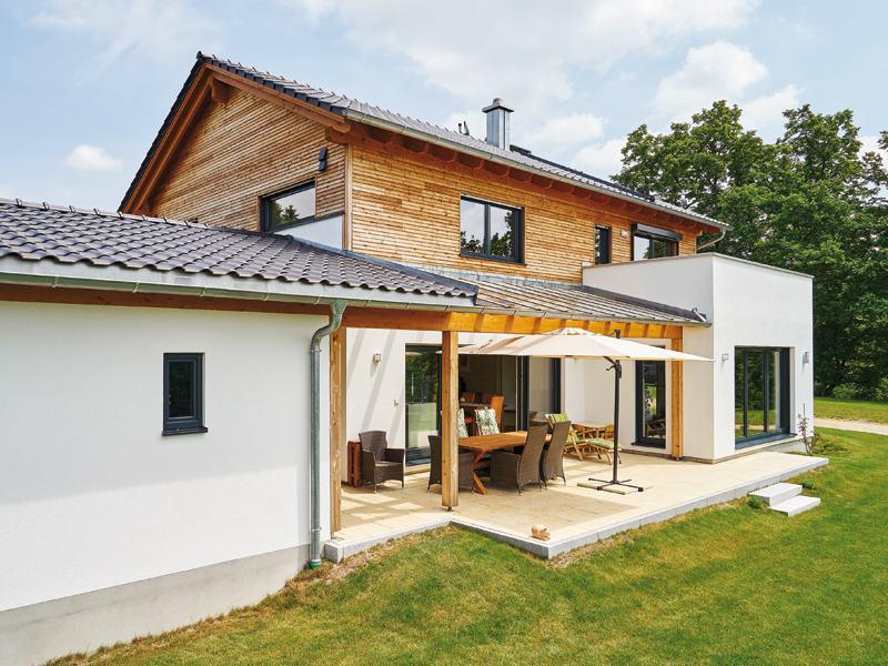Entwurf Schönberg von Sonnleitner Südseite
