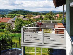 Balkone Dachterrassen Leeb Balkone