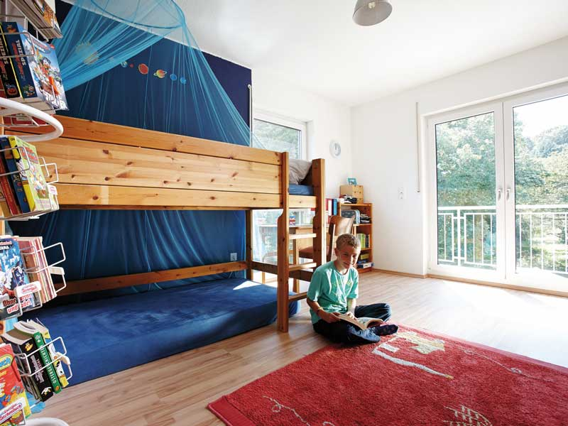 Kinderzimmer AT Wegener Fingerhaus