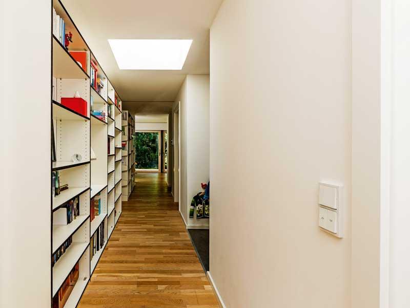 Diele Bungalow Herold_Zimmermeisterhaus