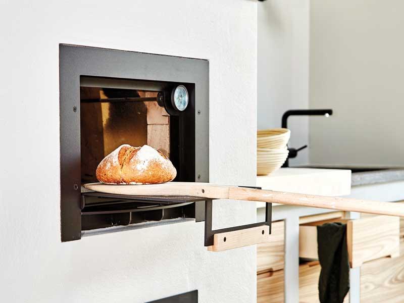 Entwurf Heimat 4.0 von Baufritz Backhaus