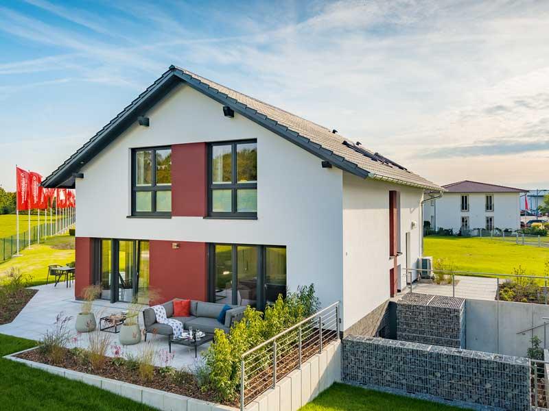 Edition 600 Wohnidee-Haus von Viebrockhaus Aussenansicht