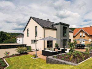 Familienhaus mit Stil von Fingerhaus Aussenanischt