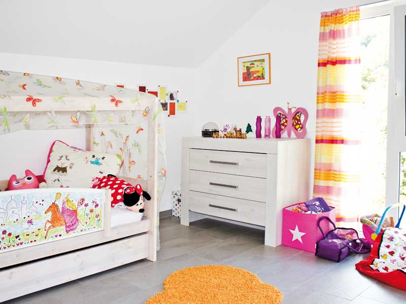 Entwurf Homestory 264 von Lehner Haus Kinderzimmer