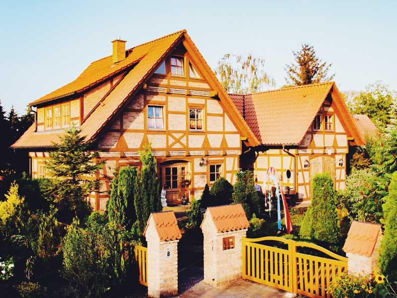 Haus Paula von Christianus Eingangsseite