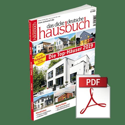 das dicke deutsche hausbuch 2019 eBook
