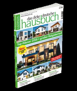 das dicke deutsche hausbuch 2019 - Auflage 2