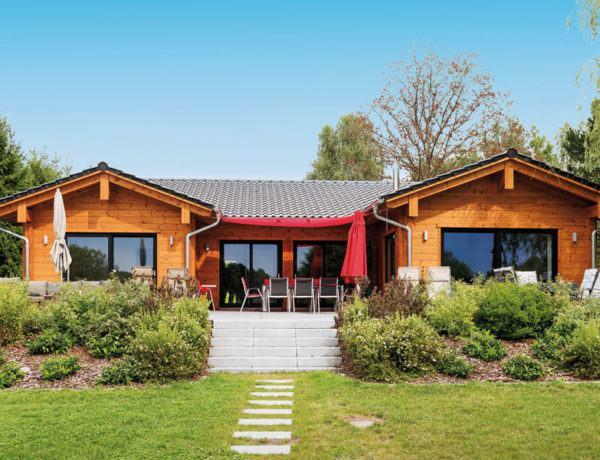 Haus Seeblick von Fullwood Aussenansicht