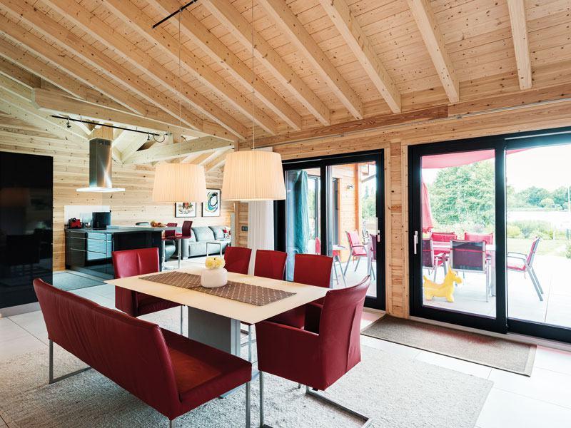 Haus Seeblick von Fullwood Wohnbereich