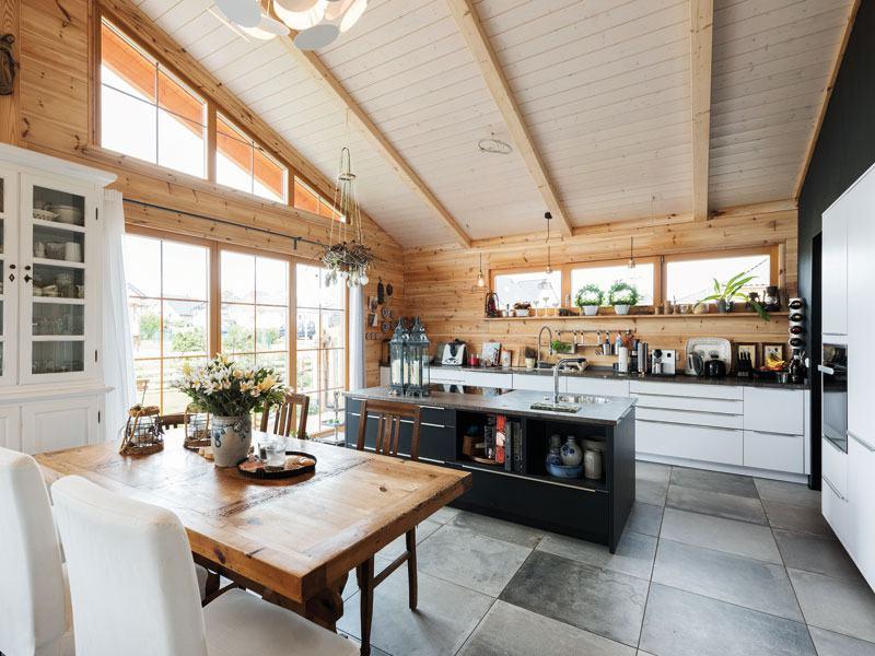 Haus auf dem Fels von Fullwood Kochen Essen