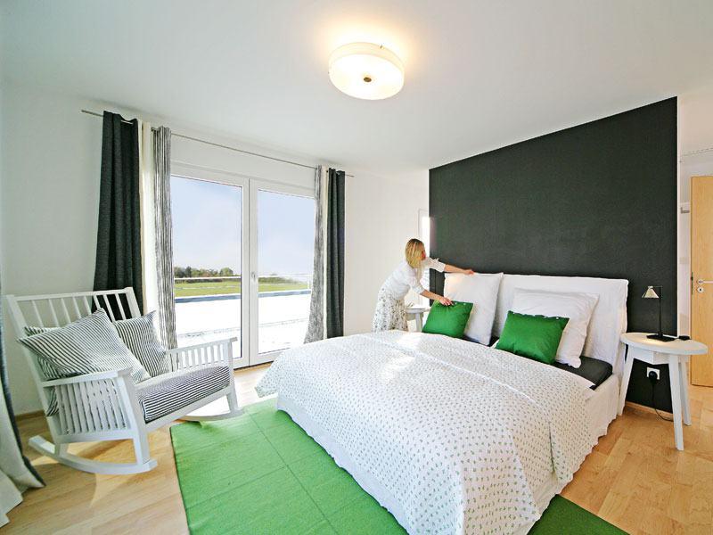 Musterhaus Mannheim von Keitel Haus Schlafzimmer