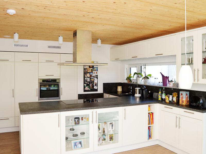 Homestory 496 von Lehner Haus Kochen