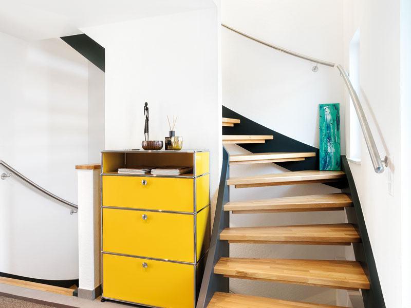 Kundenhaus Glaser Schwoerer Haus Treppe