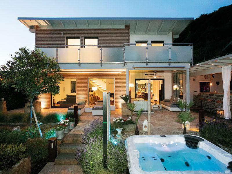 Kundenhaus Guenzel Schwoerer Haus Pool
