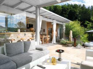Kundenhaus Guenzel Schwoerer Terrasse