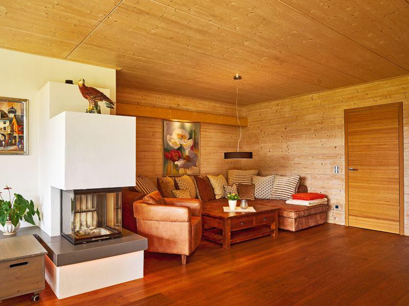 Haus Grünwald von Sonnleitner Wohnbereich