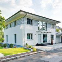 Extrem Urban und schick: Entwurf Walmdach 208 von Luxhaus | zuhause3.de SL61