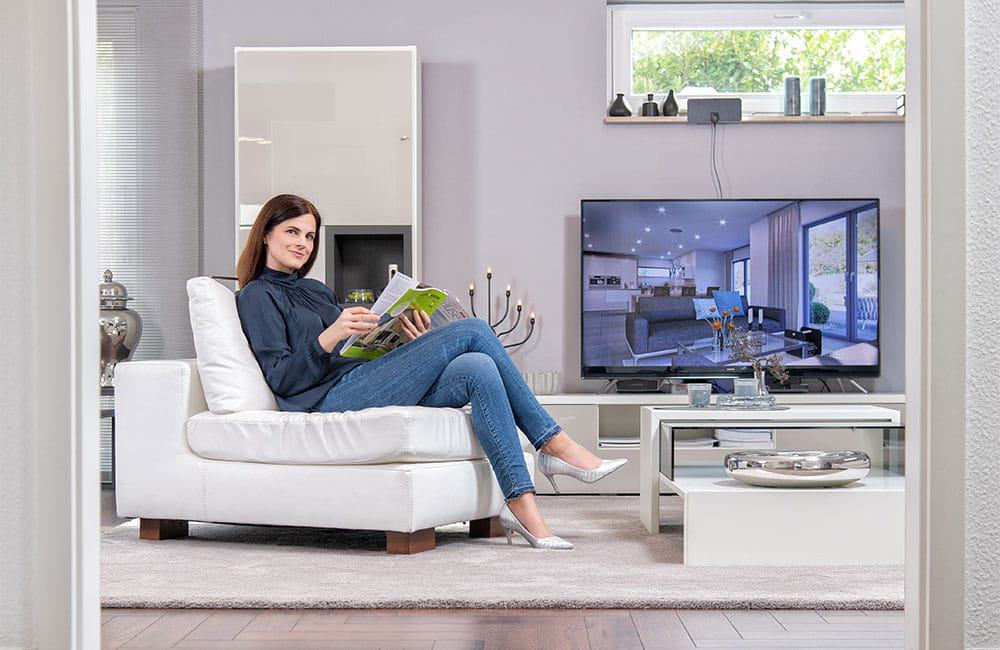 Melinas Home Style Smart Home