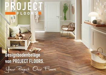 Project Floors - Designbodenbeläge