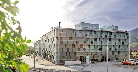 Hotel Franz Ferdinand Kärnten Außenansicht