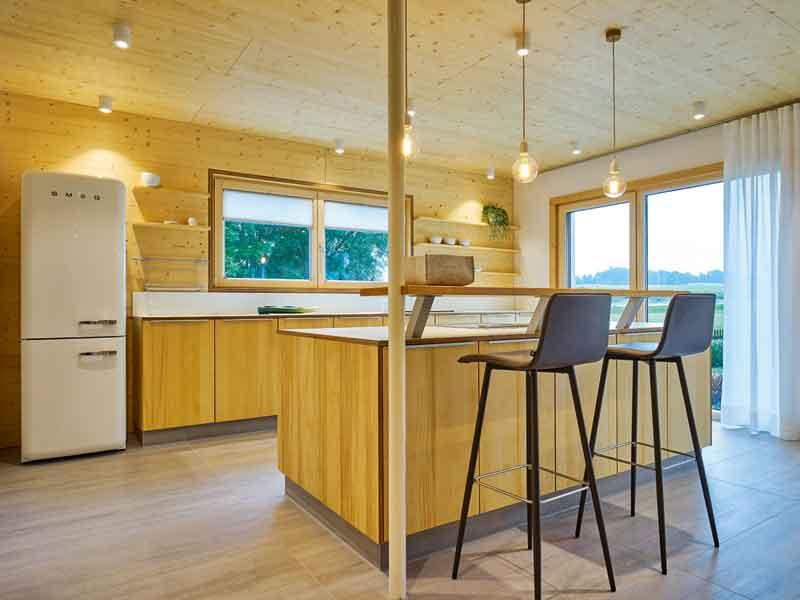 Küche Casa Vita Sonnleitner