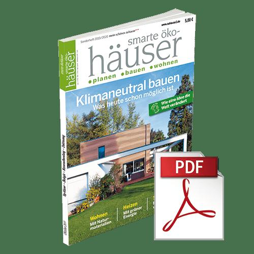 smarte ökohäuser 2019/2020 - ebook