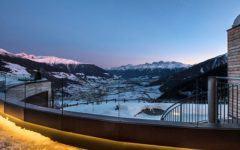 Ausblick im Alpin- & Relax Hotel DAS GERSTL (Foto: Helmuth Rier)