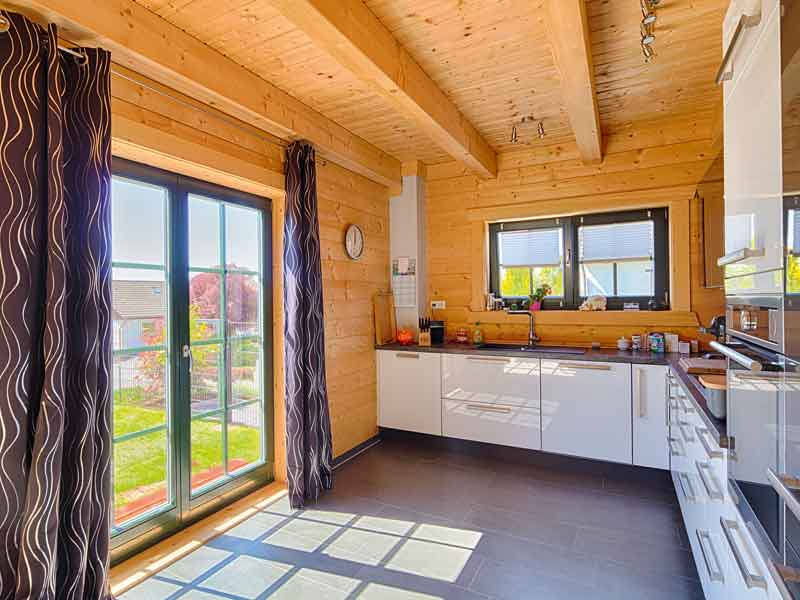 LeonWood-Blockhaus_Villa-Certaldo_06_Kochen