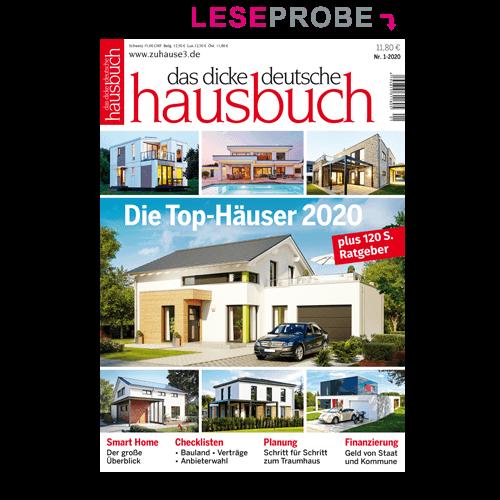 Leseprobe das dicke deutsche hausbuch 2019