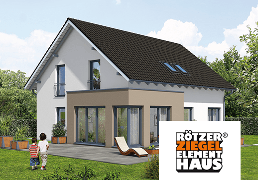 Rötzer Ziegel Element Haus