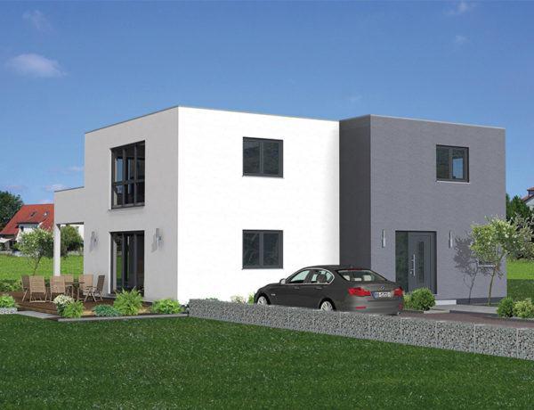 Entwurf Junto 222 von Fingerhut Haus Terrasse