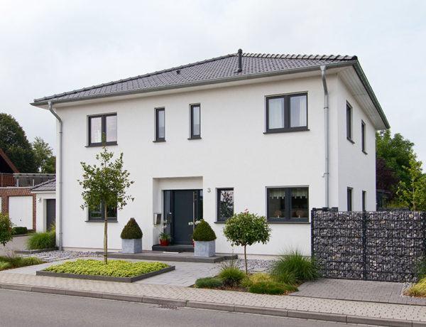 Stadtvilla Klara von Fingerhut Haus Aussenansicht
