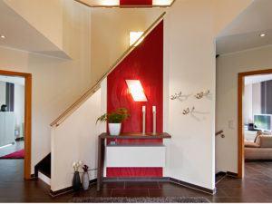 Entwurf Klara von Fingerhut Haus Diele