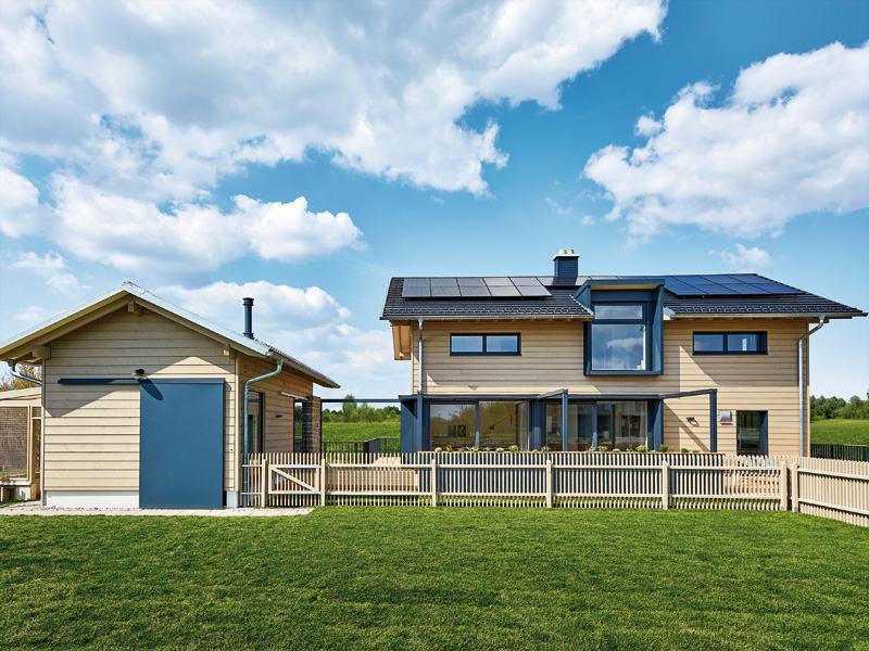 Nachhaltig bauen mit Baufritz_Heimat 4.0