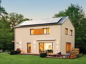 Erneuerbare Energien intelligent gemanaged_Sunshine Weberhaus