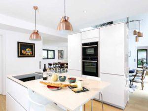 Entwurf Sonigo von Schwörerhaus Küche