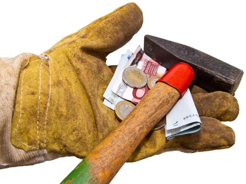 Hausbau Steuern absetzen