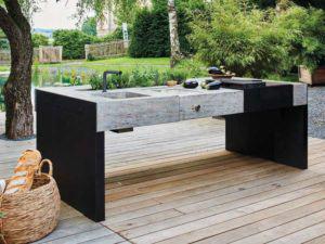 Outdoor-Küche Hauser