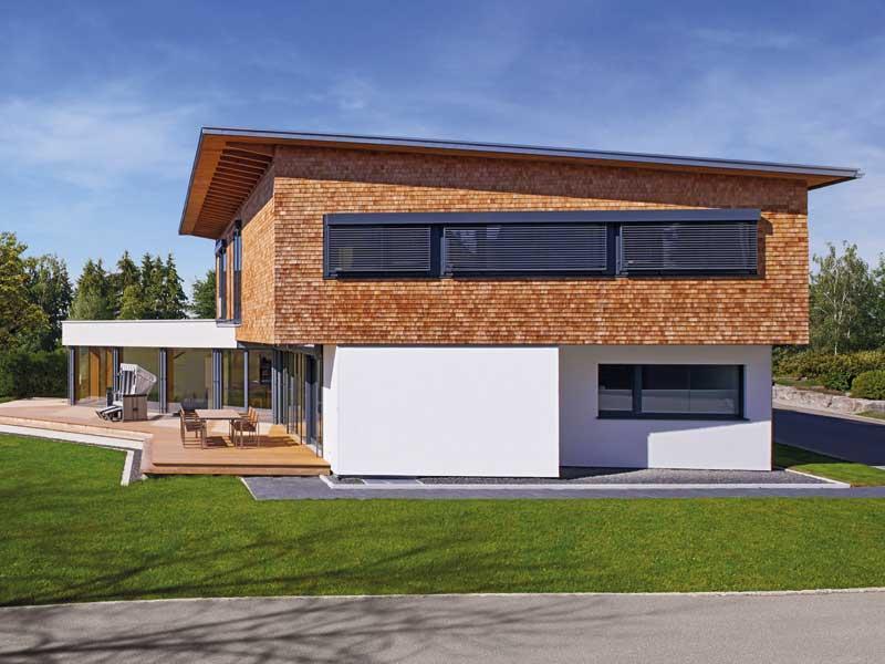 Vorteile Fertighaus Haus Baufritz