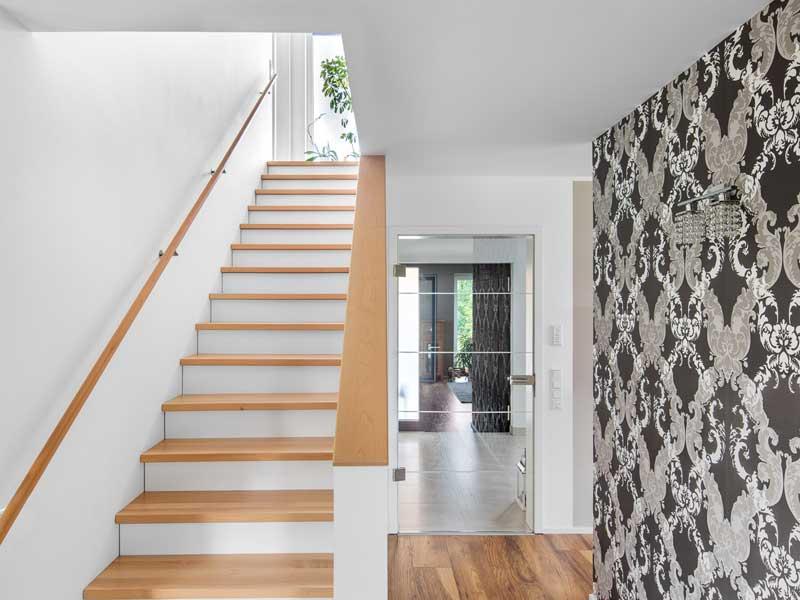 Kundenhaus Oberbreit von Bittermann & Weiss Treppe