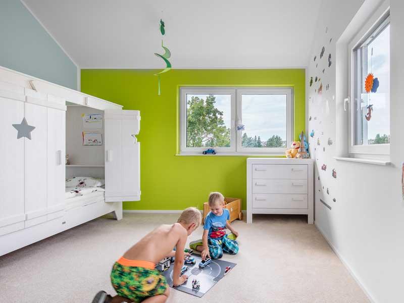 Kundenhaus Oberbreit von Bittermann & Weiss Wohnen Kinderzimmer