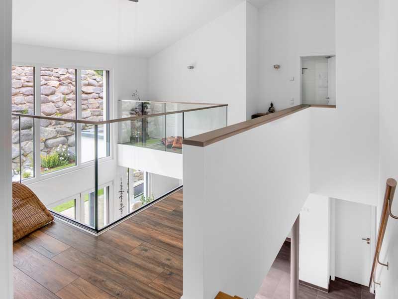 Kundenhaus Fischbachtal von Bittermann & Weiss Galerie