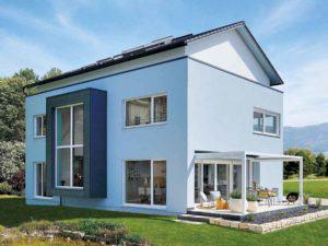 moderne Architektur Keitel Musterhaus Fellbach